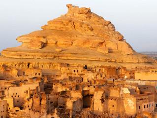Siwa, un oasis egipcio