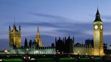 La elegante Londres