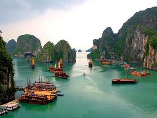 Qué visitar en Vietnam