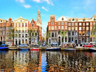 Ámsterdam, un lugar encantador