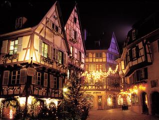 Alsacia, el lugar donde nació la Navidad