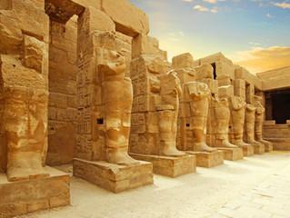 El impactante Lúxor en Egipto