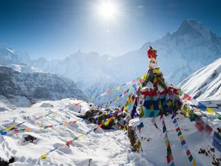 Un trekking por el Everest en Nepal