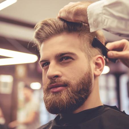 Lúcete pidiendo tu corte de pelo como todo un barbero
