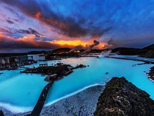 Los maravillosos escenarios de Islandia