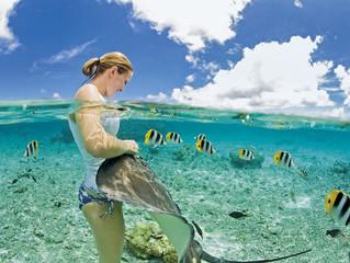 La exótica Bora Bora