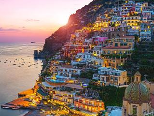 Costa Amalfitana, un lugar encantador de Italia