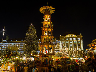 Mercadillos navideños, una tradición en Europa