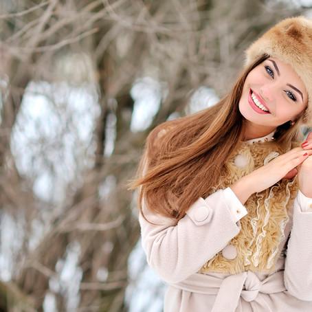 Cuida tu cabello del invierno