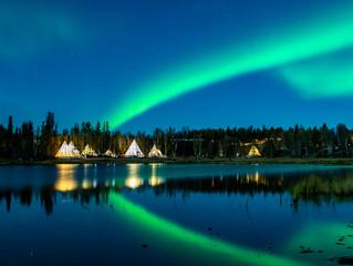 Lugares para ver el espectáculo de las auroras boreales