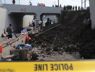 6 Bulan, 6 Kecelakaan Konstruksi Proyek Infrastruktur