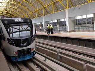 LRT Juga akan Dibangun di Surabaya, Bandung dan Medan