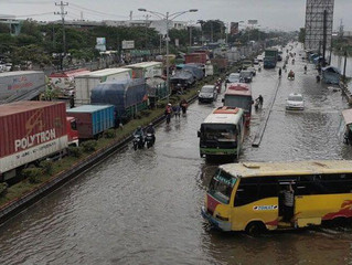Tahun Depan Ibu Kota Jateng Bakal Bebas dari Banjir Rob,Benarkah?