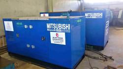 Genset Mitsubishi