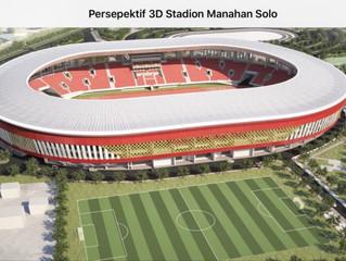 Pembangunan Pasar Atas Bukittinggi, Pasar Johar Semarang dan Stadion Manahan Solo Dimulai