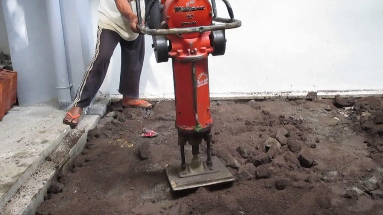 Mengenal Proses Penting Pemadatan Tanah