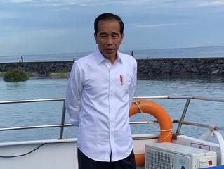 Jokowi Mau Sambungkan Tol Manado-Bitung ke 'Surga Tersembunyi'