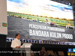Pembangunan Konstruksi Bandara Kulon Progo Awal Juni