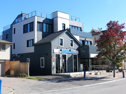 MIXED USE RENOVATION-ADDITION