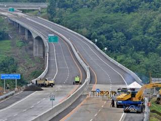 905 Km Jalan Tol akan Dibangun di 2019