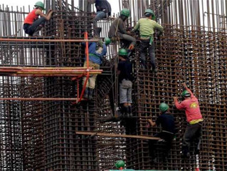 Anggaran Infrastruktur 2019 Naik Jadi Rp420,5 Triliun