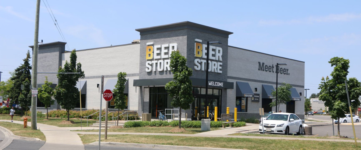 THE BEER STORE, PICKERING, ON