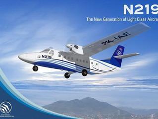 Nurtanio : Nama Pesawat N219 Buatan Indonesia