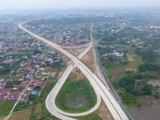 Untuk proyek jalan TOL PSN, SMI kucurkan kredit insfrastruktur senilai Rp. 10,7 Triliun