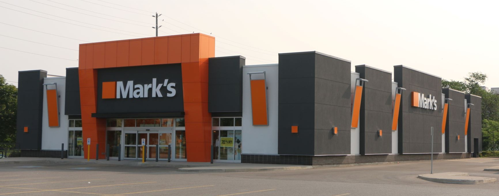 MARK'S WORKS WAREHOUSE, OSHAWA, ON