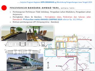 Pengembangan Bandara Ahmad Yani, Semarang
