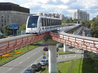 Semarang Bangun Kereta Ringan (LRT)