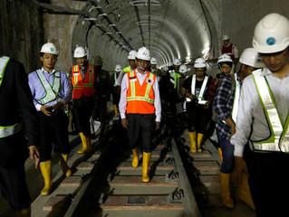 Kalahkan Cina, Jepang Rajai Proyek Infrastruktur Asia Tenggara