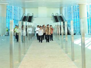 Buka perdana, Bandara YIA Diterbangi AirAsia hingga Silk Air