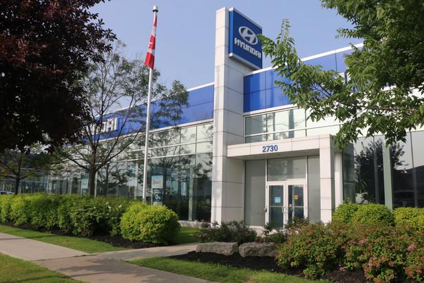 Agincourt Hyundai, Scarboro, ON