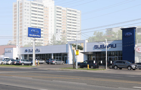 Subaru, Scarborough, ON