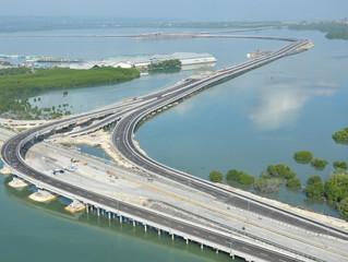 Kontraktor Pelaksana Proyek Tol Semarang-Demak Diumumkan Februari