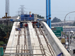 Indonesia Kejar Malaysia hingga Singapura dengan Pembangunan Infrastruktur