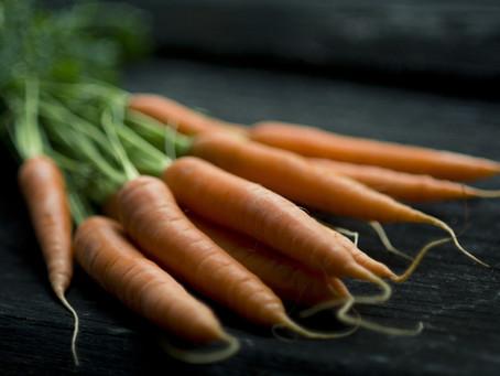 Morötter inte lika nyttiga utan rätt enzym