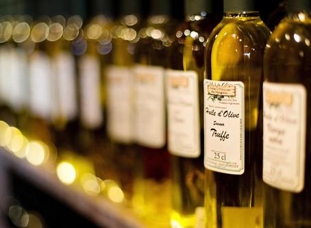 Sällan ren olivolja i flaskan
