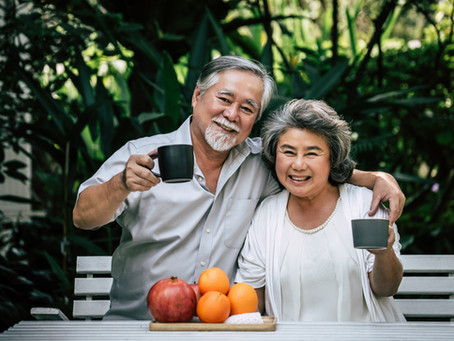 C-vitamin kan hjälpa 50-plussare att behålla muskelmassa