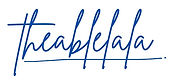 theablelala - digital signature