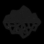 The BIG. Venturess - Black Trans Logo