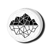 The BIG. Money  Crypto Currency Logo