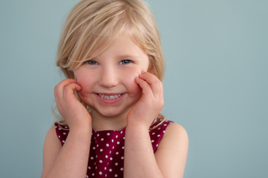 Cute smiles: How to get them during portraits.