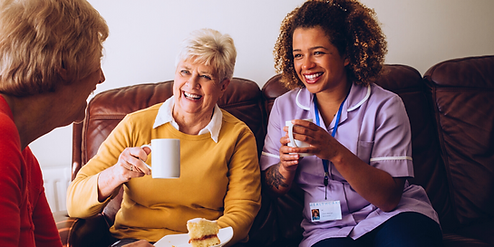 nursing and care home marketing