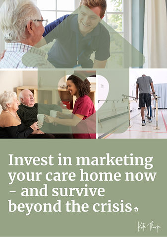 WHITE PAPER - MARKET YOUR CARE HOME SURV