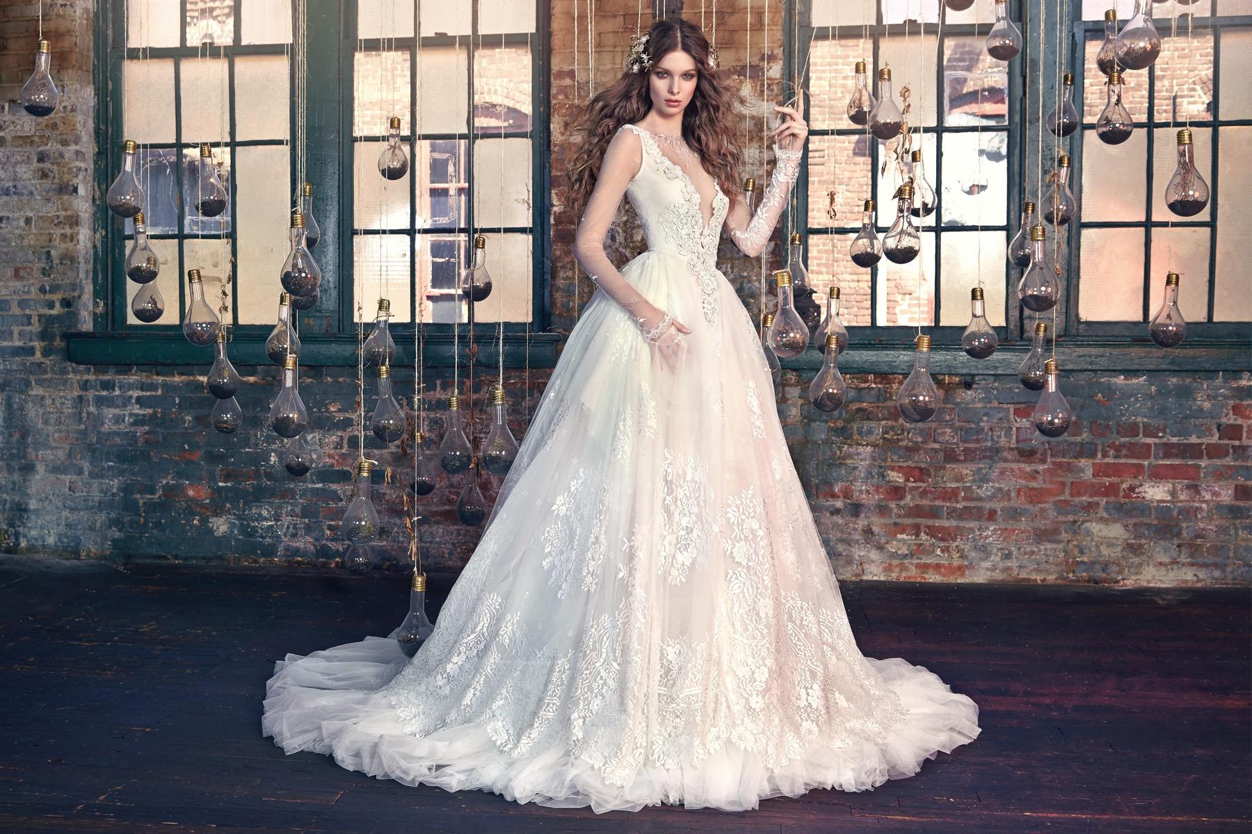 Haute Couture Wedding Gowns of Galia Lahav   ChicRadar   Chic Is ...