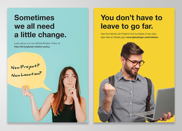 Employee policy posters