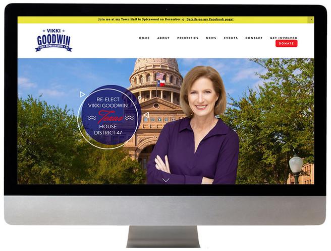 Rep. Goodwin website
