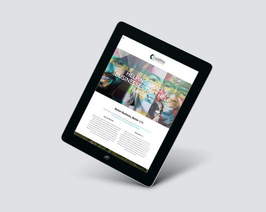 Quattro Website